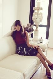 Nina Dobrev - Photoshoot for Who What Wears November 2015
