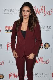 Nina Dobrev – 'The Final Girls' Premiere in West Hollywood