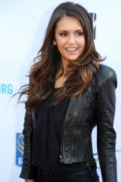 Nina Dobrev - WE Day Toronto 2015 in Toronto