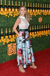 Nina Senicar - 2015 Veuve Clicquot Polo Classic in Pacific Palisades