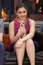Odeya Rush - Despierta America Set in Miami, October 2015