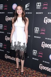 Odeya Rush - Goosebumps Premiere in New York City