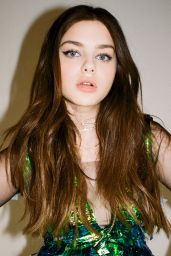 Odeya Rush - Photoshoot for Nylon Magazine October 2015