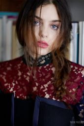 Odeya Rush - Photoshoot for Who What Wear, October 2015