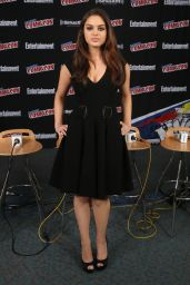 Odeya Rush - SiriusXM Studios - 2015 New York Comic-Con