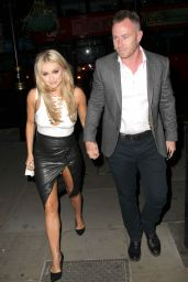 Ola Jordan Night Out Style, October 2015