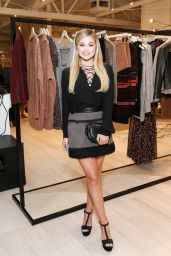 Olivia Holt - Rebecca Minkoff Flagship Store Opening in Los Angeles, October 2015