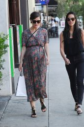 Olivia Munn & Rose Byrne - Out in Hollywood, October 2015