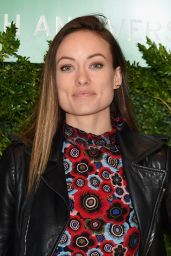 Olivia Wilde – 2015 The Lunchbox Fund Benefit Dinner and Auction in NYC