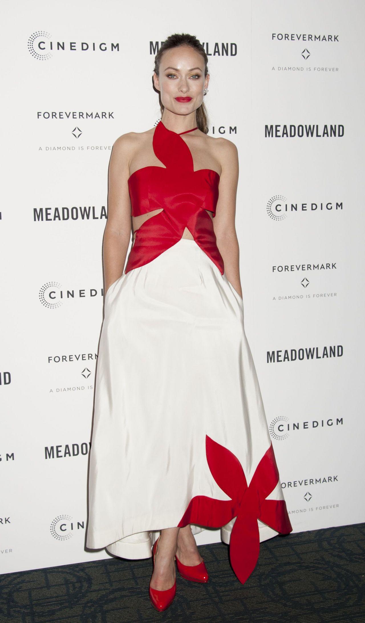 Olivia Wilde - Meadowland Screening in New York City