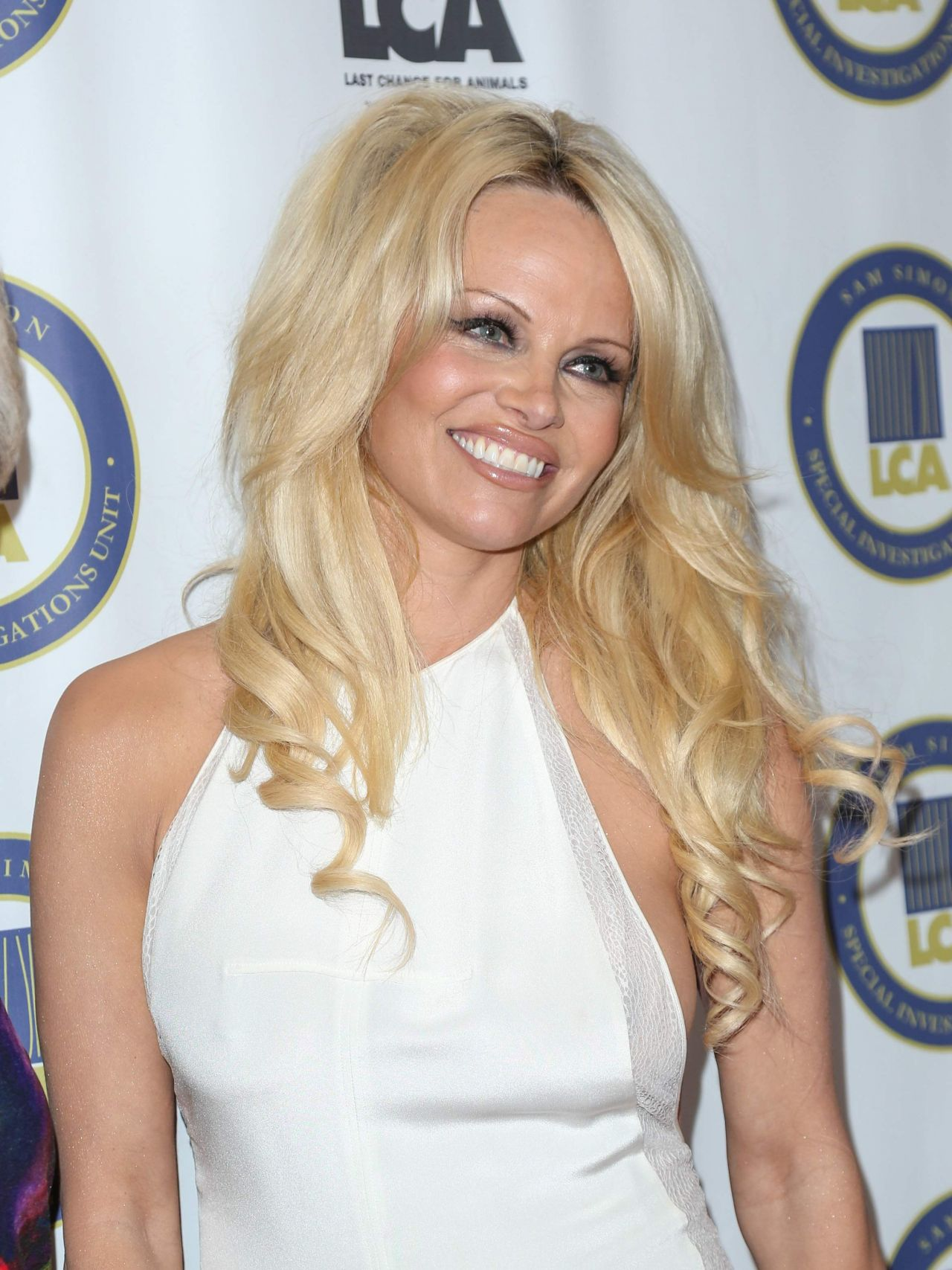 Pamela Anderson – 2015 Last Chance For Animals Gala in Beverly Hills