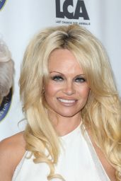 Pamela Anderson - 2015 Last Chance For Animals Gala in Beverly Hills