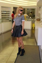 Paris Hilton - Shopping in Los Angeles, October 2015