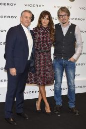 Penelope Cruz - Unoentrecienmil Presentation for Viceroy in Madrid, October 2015