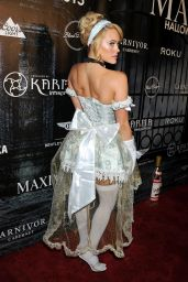 Peta Murgatroyd - The Official MAXIM Halloween Party in Beverly Hills