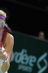 Petra Kvitova – 2015 WTA Finals Round Robin Match in Singapore