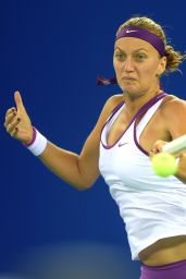 Petra Kvitova – 2015 WTA Wuhan Open in China – 3rd Round