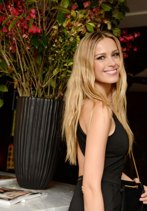 Petra Nemcova - Interview & Level 99 Present An Intimate Dinner & Cocktails in NYC