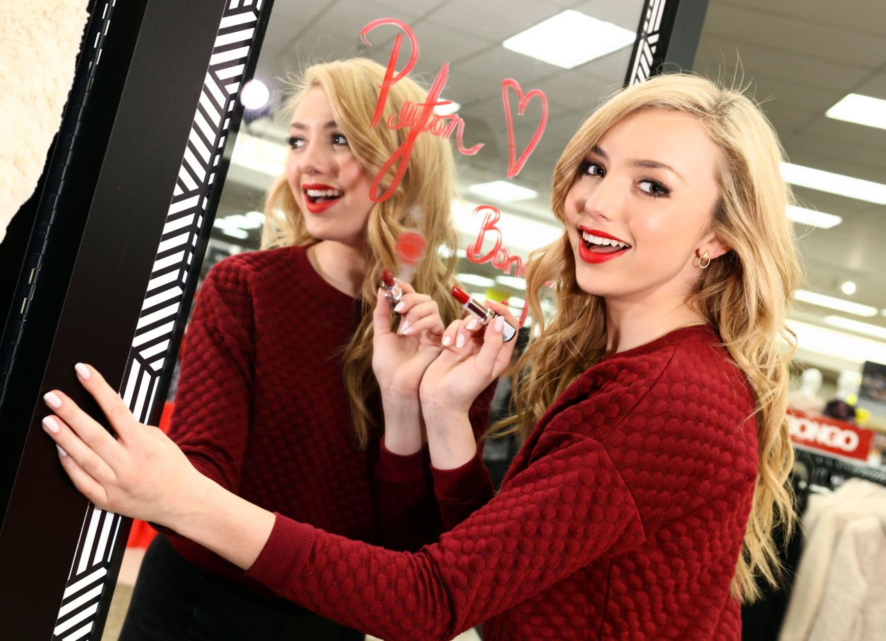 Peyton list bongo style event at sears in los angeles october 2015 peyton list bongo style event at sears in los angeles october 2015 m4hsunfo