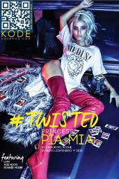 Pia Mia Perez - Kode Magazine 8th Issue October 2015