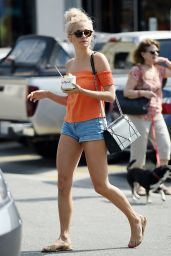 Pixie Lott - Out in Los Angeles, October 2015