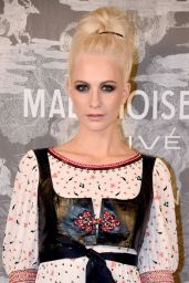 Poppy Delevingne - Chanel Exhibition Party in London, October 2015