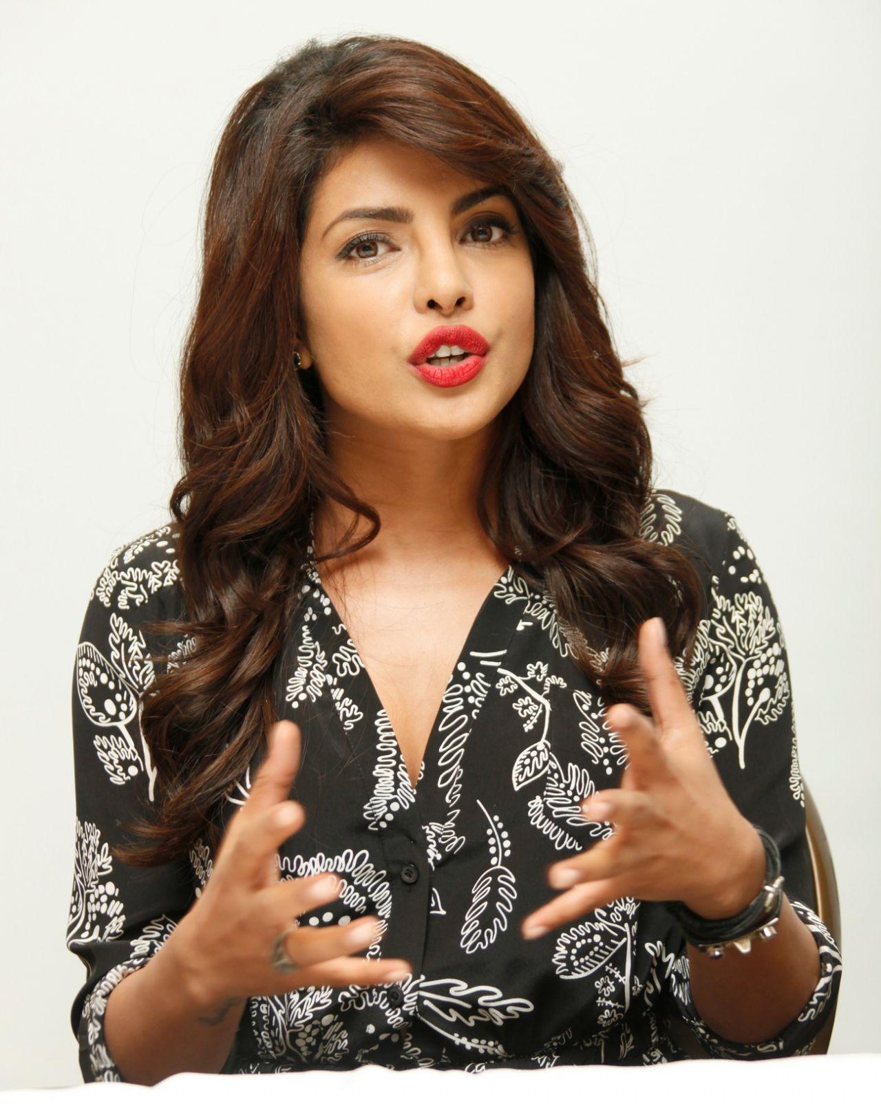 Priyanka Chopra - Quantico Press Conference In Beverly Hills-6548