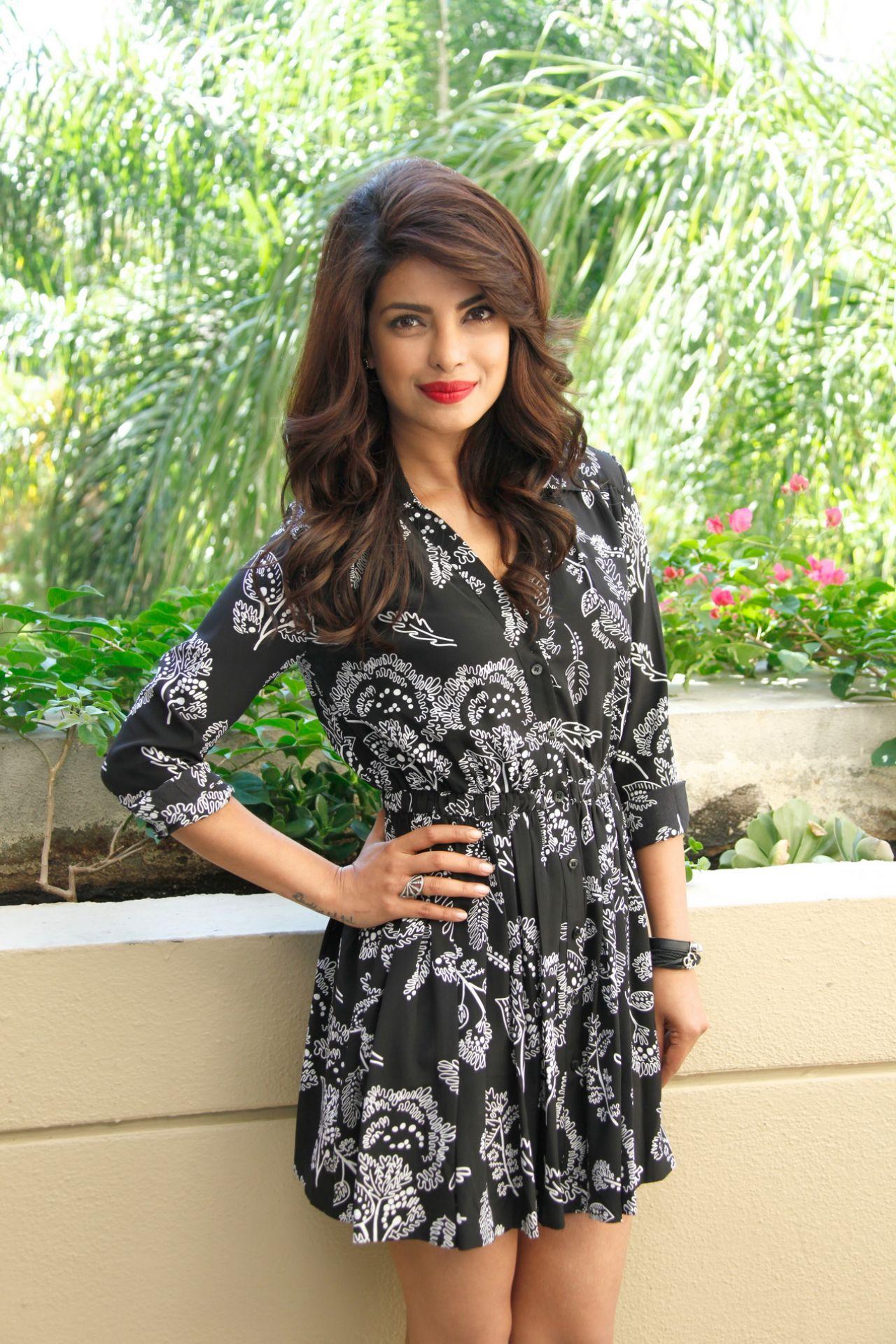 Priyanka Chopra - Quantico Press Conference In Beverly Hills-2952