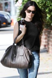 Rachel Bilson - Out in West Hollywood, October 2015