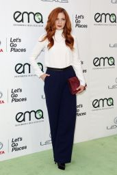 Rachelle Lefevre – 2015 EMA Awards in Burbank
