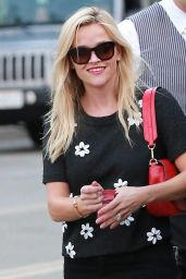Reese Witherspoon - Arrives at Buchon for Dinner, October 2015