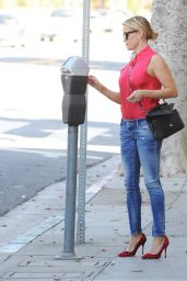 Reese Witherspoon in Tight Jeans - Out in Los Angeles, September 2015