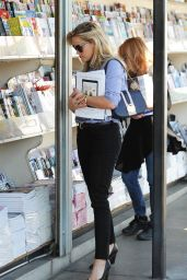 Reese Witherspoon - Out in Brentwood, October 2015