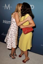 Reese Witherspoon & Salma Hayek – Variety's Power Of Women Luncheon in Beverly Hills, October 2015