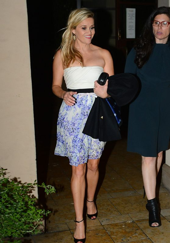 Reese Witherspoon - Vogue Dinner Party, October 2015