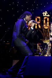 Renee Olstead - Sinatra 100 Concert At the Grove in Los Angeles