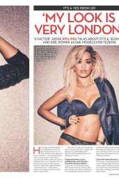 Rita Ora - OK Magazine (UK) October 2015 Issue