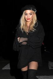 Rita Ora - Out in London, October 2015