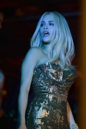 Rita Ora - Performs at the