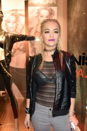 Rita Ora - Tezenis Underwear Campaign Launch Party in Frankfurt, October 2015