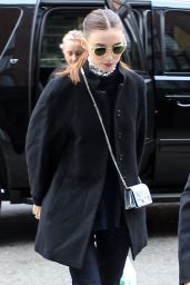 Rooney Mara Autumn Style - Out in New York City, October 2015