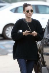 Rooney Mara - Out in Los Angeles, October 2015
