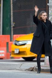 Rooney Mara - Out in New York City, October 2015