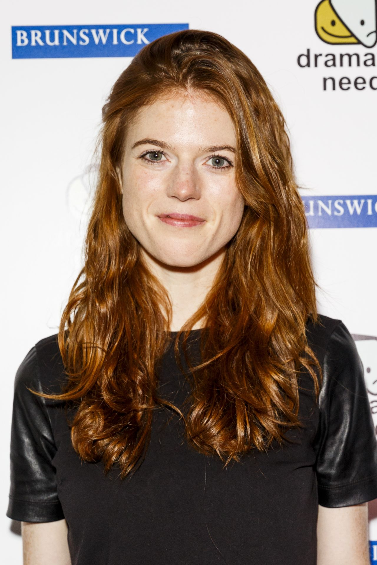 Rose Leslie The Children S Monologues October 2015