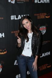 Ryan Newman - Griffith Park Haunted Hayride Opening Night in LA