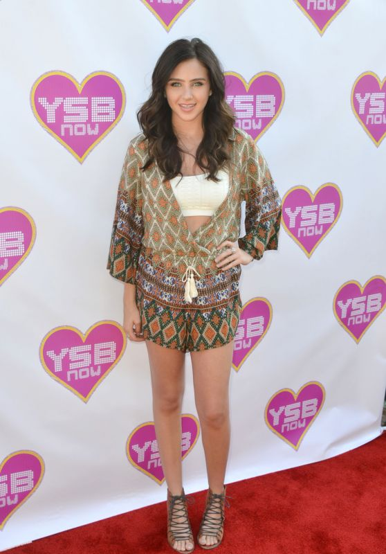 Ryan Newman - YSBnow Launch Party in Los Angeles