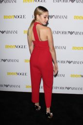Sadie Calvano – 2015 Teen Vogue Young Hollywood Issue Launch Party in Los Angeles
