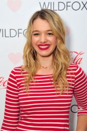 Sadie Calvano – Launch Party for WILDFOX Loves Coca-Cola Capsule Collection, October 2015