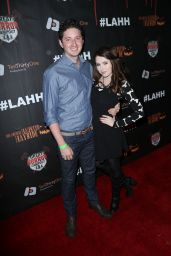 Saige Ryan Campbell – Griffith Park Haunted Hayride Opening Night in LA