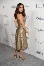 Salma Hayek – 2015 ELLE Women in Hollywood Awards in Los Angeles